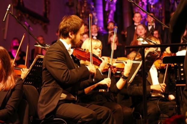 Ponad 110 muzyków zagrało koncert