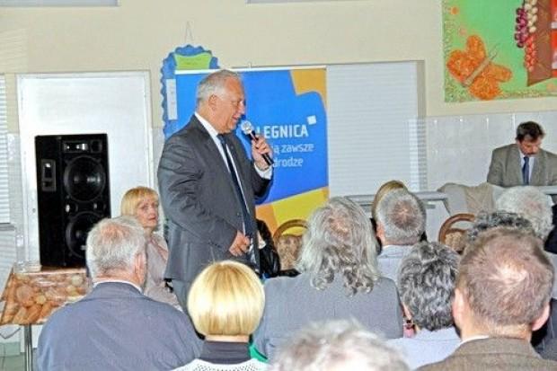 Modernizacja układu komunikacyjnego głównym tematem debaty prezydenta z mieszkańcami Piekar