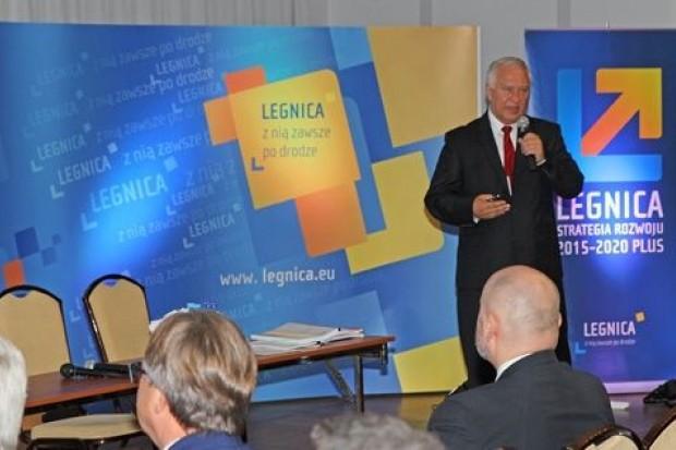 Strategia Rozwoju Miasta na lata 2015-2020 Plus pod hasłem: Legnica – nasza wspólna sprawa