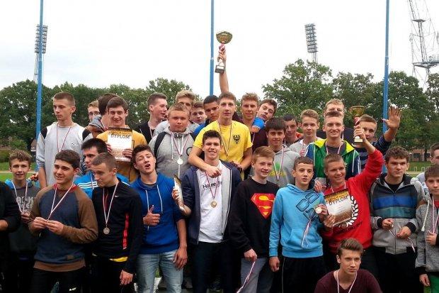 Lekkoatleci z GS nr 2 z awansem do Mistrzostw Polski
