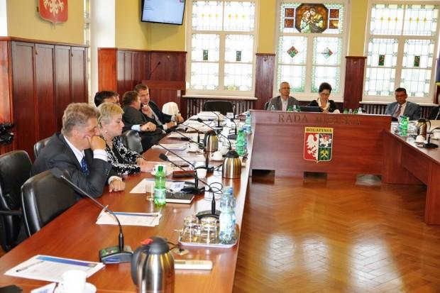 O służbie zdrowia na sesji bogatyńskiej Rady Miejskiej