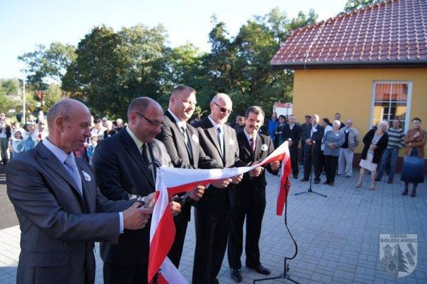 Dom Ludowy Jarzębina otwarto w Trzebieniu