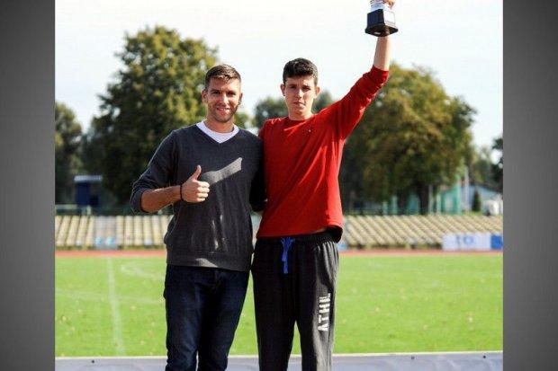 Trzy medale Mistrzostw Polski najmłodszych lekkoatletów MKS Bolesłavia