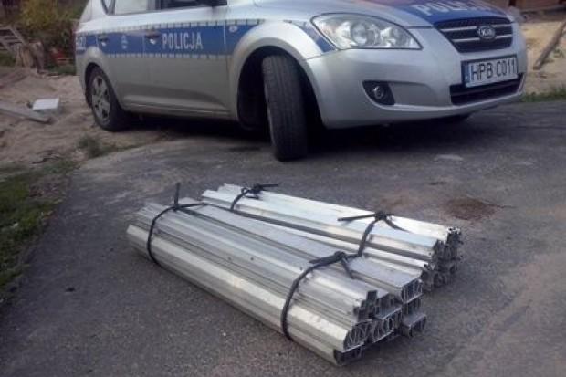 Kradli aluminiowe elementy autostrady, grozi im do 5 lat więzienia