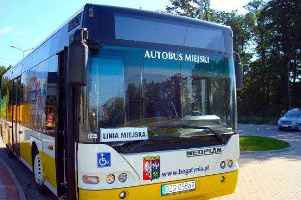 Zmiany w rozkładzie jazdy autobusów miejskich w Bogatyni