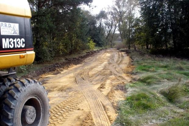 Gmina Węgliniec: 315 tys. zł na przebudowę drogi w Jagodzinie