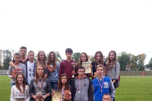 Lekkoatleci Bolesłavii wygrali Międzynarodowy Mecz