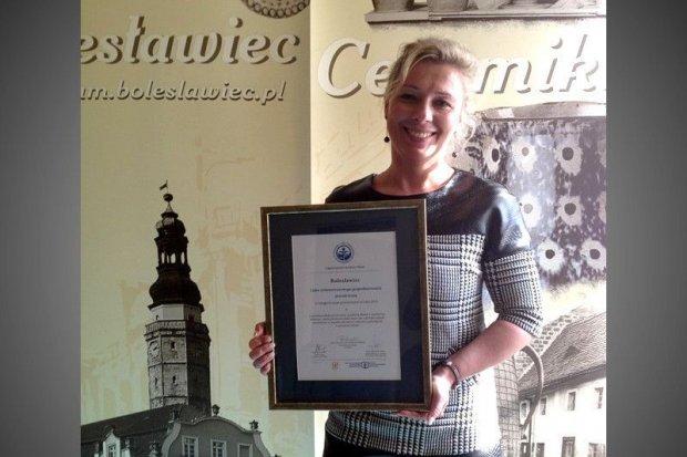 Bolesławiec liderem zrównoważonego gospodarowania przestrzenią