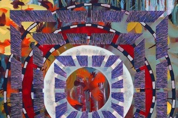 Malarstwo organicznych wykwitów w Galerii Sztuki