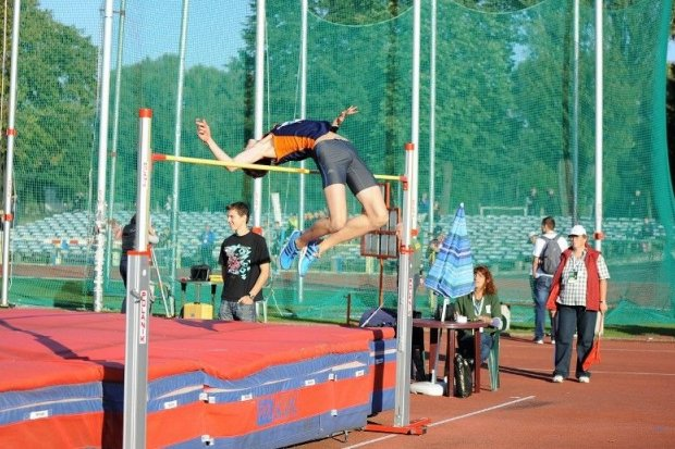 Lekkoatleta Bolesłavii pobił rekord Polski, należący... do niego samego