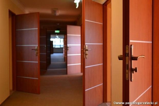 Przebudowa pomieszczeń internatu na potrzeby Młodzieżowego Ośrodka Socjoterapii dobiega końca