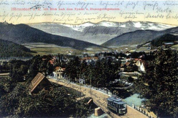 Dawna Jelenia Góra: ul. Cieplicka