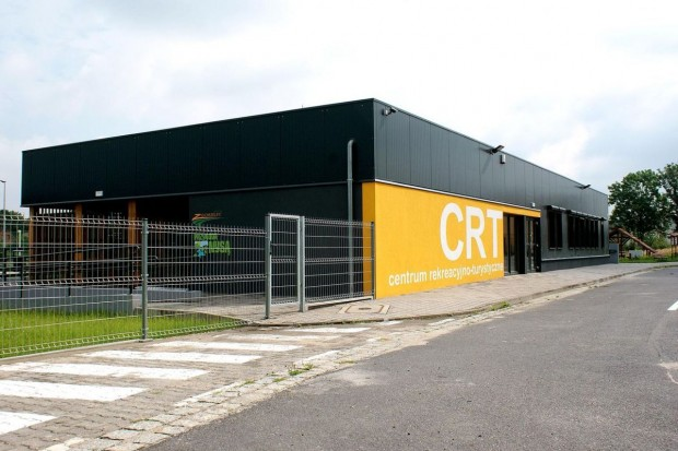 Nowo otwarte Centrum Rekreacyjno-Turystyczne w Radomierzycach zaprasza