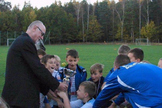 KS Talent zdobył Puchar Wójta Gminy Bolesławiec