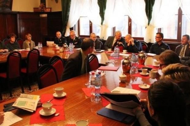 """Posiedzenie Rady Programu """"Porozumienie dla Bezpieczeństwa Legnicy"""""""