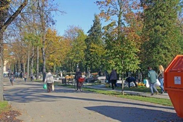 Legnicka nekropolia przygotowuje się do dnia Wszystkich Świętych