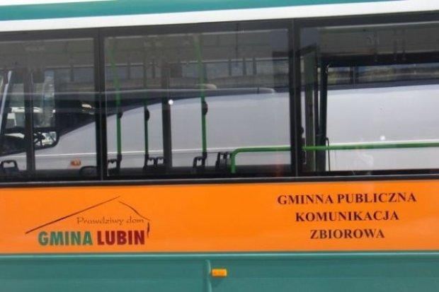Gminy Lubin: nowy rozkład jazdy od 3 listopada