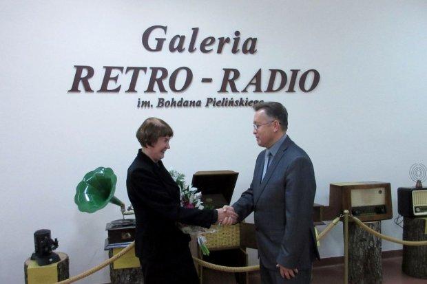 Zabytki radiotechniki w II Liceum