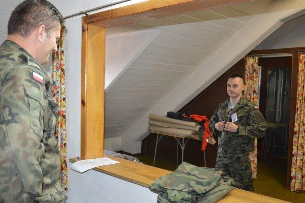 Ćwiczenia rotacyjne żołnierzy NSR w 23 Pułku Artylerii