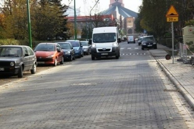 Nowe ulice na Koperniku