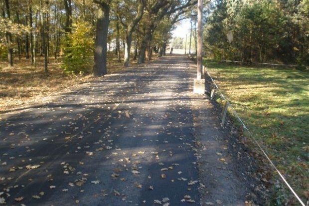 Ponad 1,5 km nowych dróg asfaltowych w gminie Węgliniec