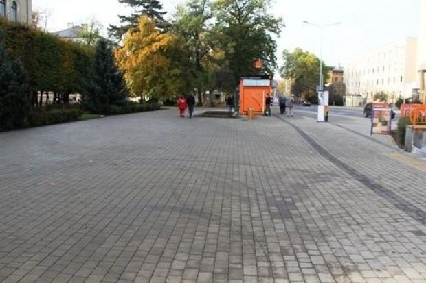 Chodniki przyjazne dla pieszych