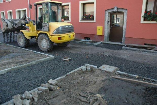 Prace remontowe w Bolesławcu