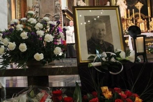 Ksiądz Infułat spoczął na zawsze w krypcie katedry