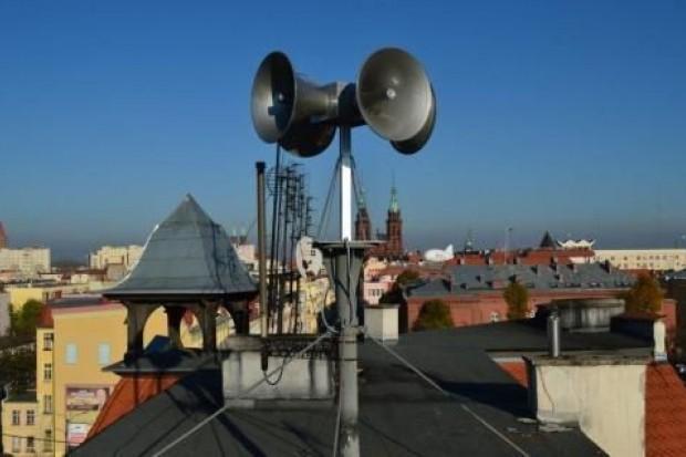 Modernizacja systemu ostrzegania i alarmowania ludności