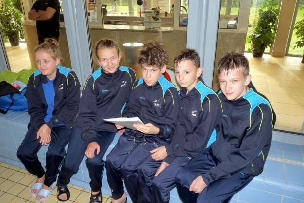 Dobry występ pływaków Harpuna na Mistrzostwach Zagłębia Miedziowego