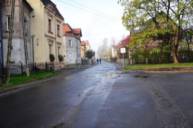 Zawidów: ulica Wilcza na liście dróg do przebudowy