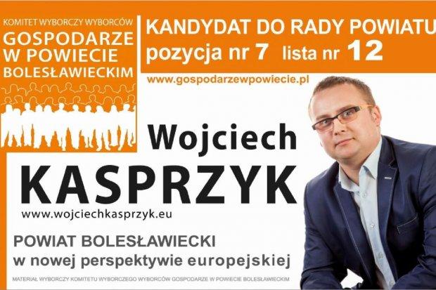 Wojciech Kasprzyk: Zmniejszone zadłużenie
