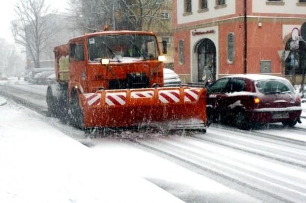 Powiat: zima nie zaskoczy drogowców