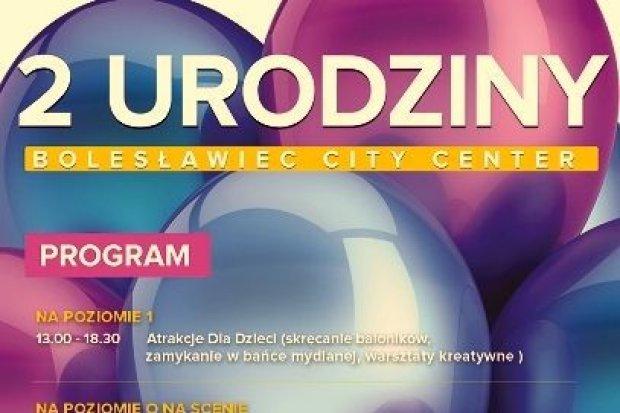 Drugie urodziny Bolesławiec City Center