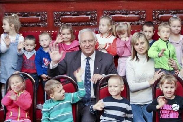 W Legnicy przedszkolaki mają się dobrze