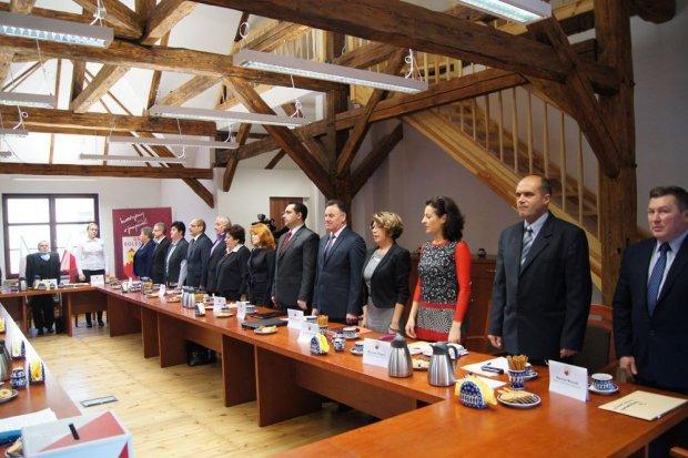 Wójt Gminy Bolesławiec oraz radni zaprzysiężeni