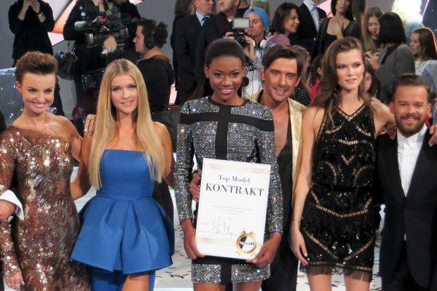 Finał Top Model – zdjęcia i film