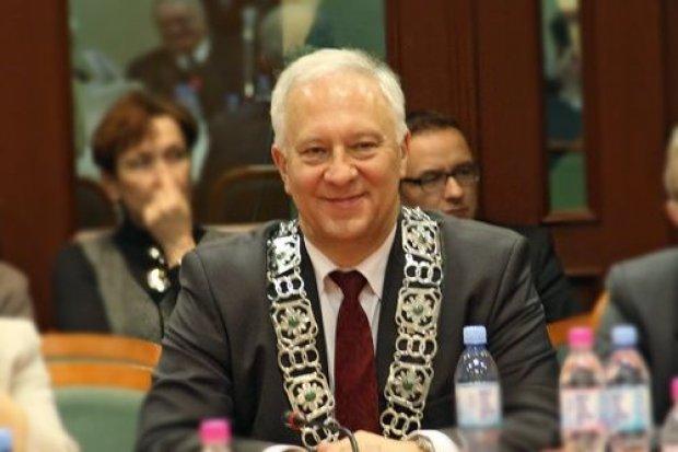 Tadeusz Krzakowski ponownie prezydentem Legnicy