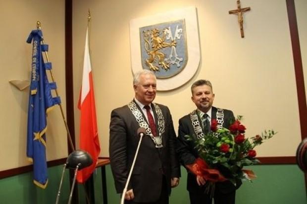 Inauguracyjna sesja Rady Miejskiej, Szetelnicki szefem