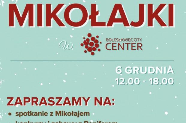 Mikołajki w Bolesławiec City Center