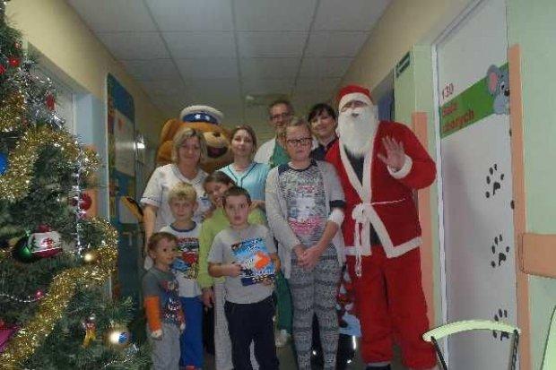 Mikołaj i Polmiś dzieciom