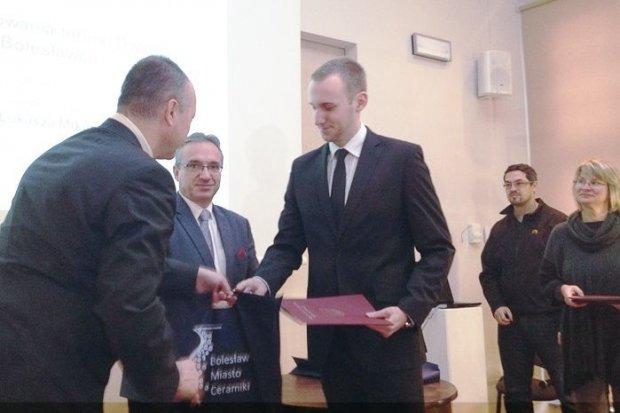 Laureaci konkursu na najlepszą pracę magisterską lub doktorską