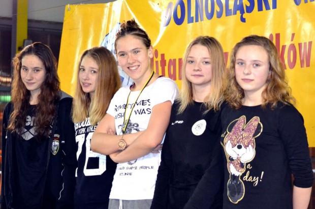 Zawodniczki UKS Oxpress z 5 medalami Zimowych Mistrzostw Dolnego Śląska