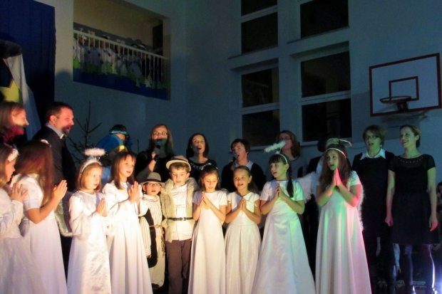 Świąteczne muzykowanie w MZS nr 1
