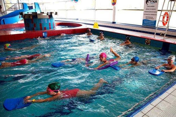 """524 dzieci w projekcie """"Umiem Pływać"""""""