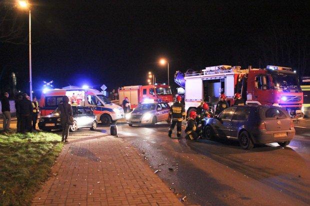 Kolejne zderzenie na skrzyżowaniu Cieszkowskiego-Modłowa