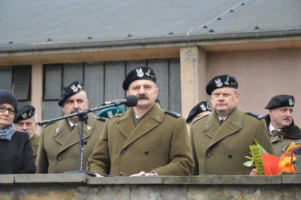 Nowy dowódca 23 pułku artylerii