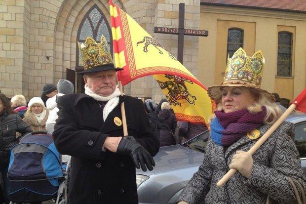 Orszak Trzech Króli przeszedł ulicami naszego miasta