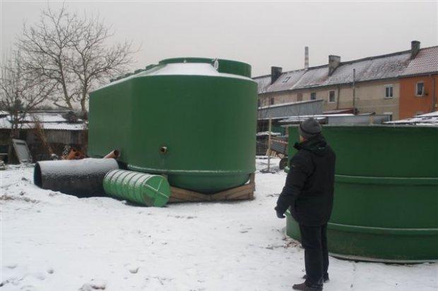 Budowa oczyszczalni ścieków w Zielonce i Ruszowie