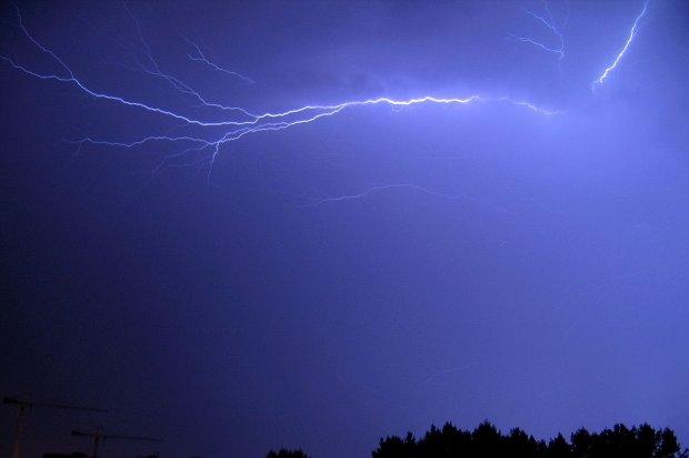 Anomalie pogodowe w Jeleniej Górze